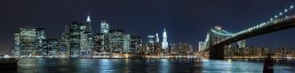 Panorámica Manhattan, New York