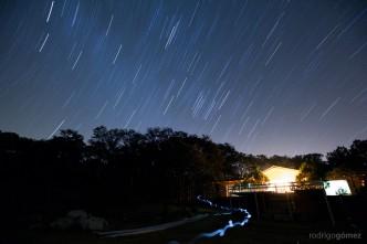 Camping de Navidad IV - Oh my God, it's full of stars!