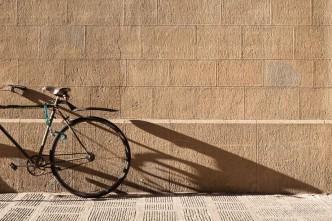 Sombras I - Bicicleta - Firenze, Italia