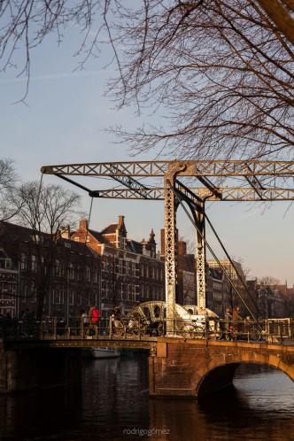 Al Atardecer I - Amsterdam, Holanda