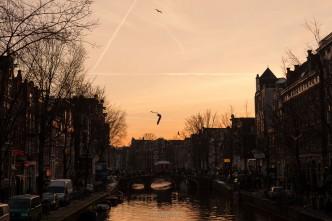 Al Atardecer II - Amsterdam, Holanda