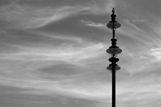 sky waves - budapest
